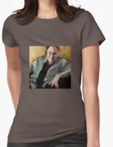 Tony Soprano Womens Fitted T-Shirt