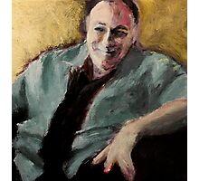 Tony Soprano Photographic Print