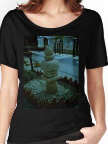 Japanese Garden Women's Relaxed Fit T-Shirt