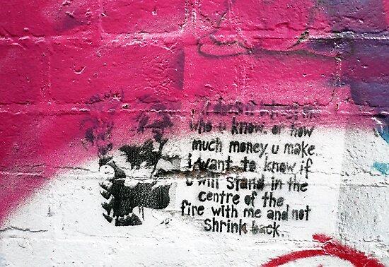 it doesn't matter... by Roz McQuillan