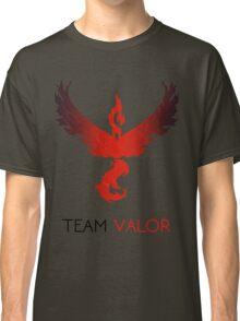 Pokemon GO! Team Valor Classic T-Shirt