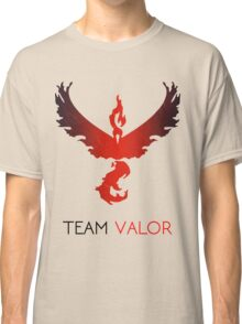 Pokemon GO! Team Valor Classic T-Shirt