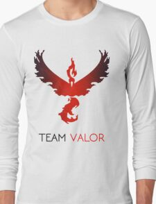 Pokemon GO! Team Valor Long Sleeve T-Shirt
