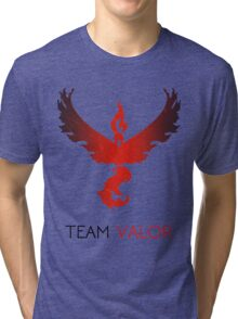 Pokemon GO! Team Valor Tri-blend T-Shirt