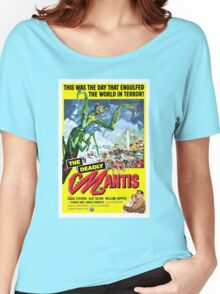 The Deadly Mantis Women's Relaxed Fit T-Shirt