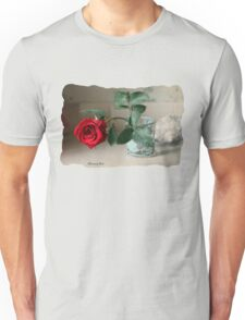 A Rose ~ In the Light of Early Morn T-Shirt