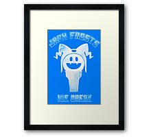 Jack Frosts Ice Cream Framed Print
