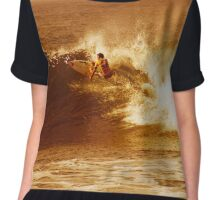 Bells Beach surf final 2012 Chiffon Top