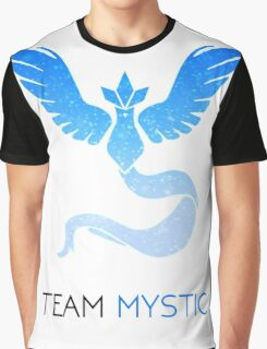 Pokemon GO! Team Mystic Graphic T-Shirt