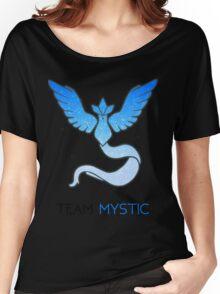 Pokemon GO! Team Mystic Women's Relaxed Fit T-Shirt