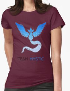Pokemon GO! Team Mystic Womens Fitted T-Shirt
