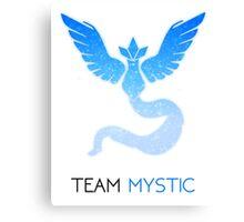 Pokemon GO! Team Mystic Canvas Print