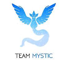 Pokemon GO! Team Mystic Photographic Print