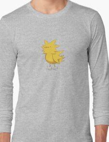 Team Instinct Zapdos Long Sleeve T-Shirt