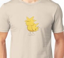 Team Instinct Zapdos Unisex T-Shirt