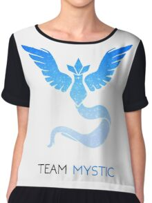 Pokemon GO! Team Mystic Chiffon Top