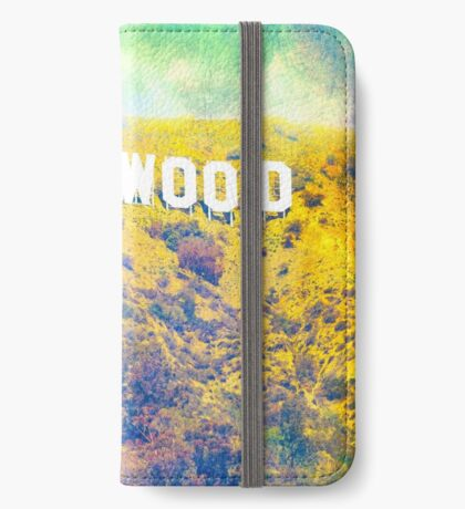 Hollywood iPhone Wallet