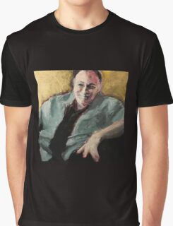 Tony Soprano Graphic T-Shirt