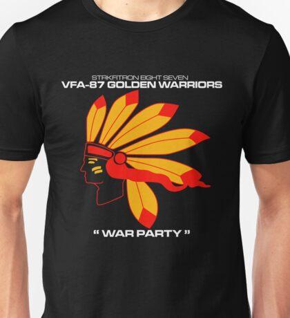 VFA-87 GOLDEN WARRIORS Unisex T-Shirt