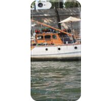 French boat iPhone Case/Skin