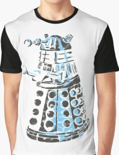 Dalek Graffiti Graphic T-Shirt