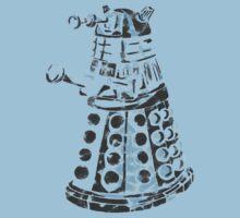 Dalek Graffiti One Piece - Short Sleeve