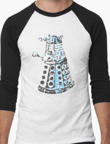 Dalek Graffiti Men's Baseball ¾ T-Shirt