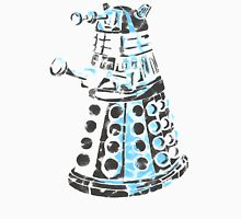Dalek Graffiti Women's Fitted Scoop T-Shirt