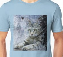 The Painter's Cat Unisex T-Shirt