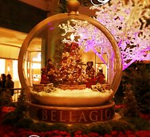 Chrismas Snowglobe Greeting by Phyxius