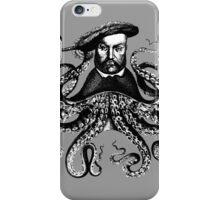 Squid King Henry VII iPhone Case/Skin
