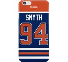 Edmonton Oilers Ryan Smyth Jersey Back Phone Case iPhone Case/Skin