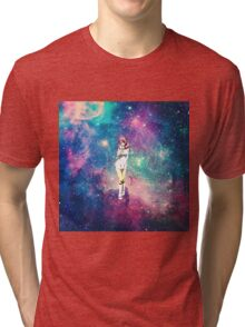 Starry Aires  Tri-blend T-Shirt