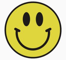 the smiley face One Piece - Long Sleeve