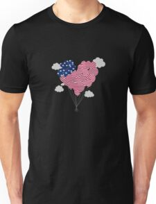 Balloons USA Unisex T-Shirt