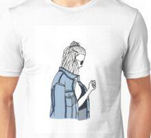 Denim Jacket Fashion Illustration Unisex T-Shirt