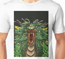 Here There Be Dragons! Unisex T-Shirt