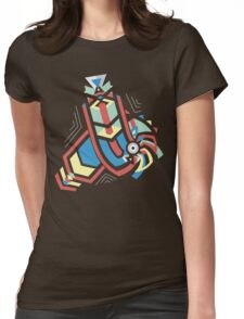 Totem. Womens Fitted T-Shirt