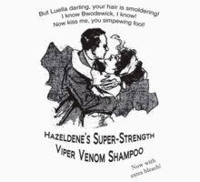 Hazeldene's Super-Strength Viper Venom Shampoo by penseleit