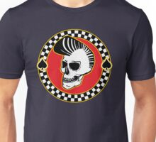 Rockin' Skull - colour Unisex T-Shirt