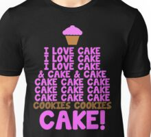 YouTube - Cake & Cookies Unisex T-Shirt