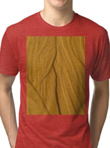 Patterns in the sand 1 Tri-blend T-Shirt
