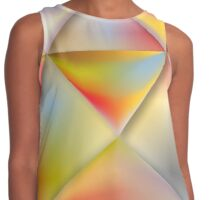 Colourfull graphic Contrast Tank