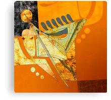 Coda Anglais Canvas Print