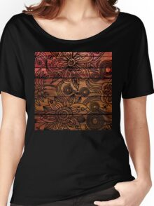 The Wood Women's Relaxed Fit T-Shirt