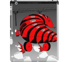 Snake Bus iPad Case/Skin