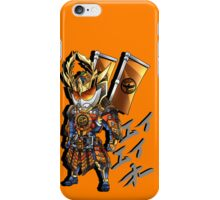Triumphant Orange iPhone Case/Skin