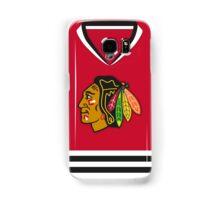 Chicago Blackhawks Home Jersey Samsung Galaxy Case/Skin