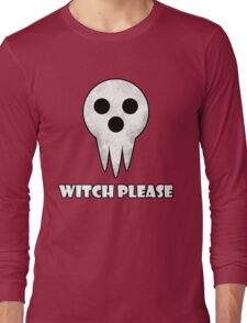 soul eater- witch please Long Sleeve T-Shirt