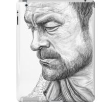 Nolan iPad Case/Skin